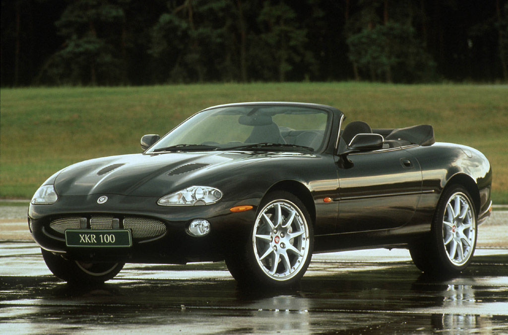 Jaguar xk8 photo - 3