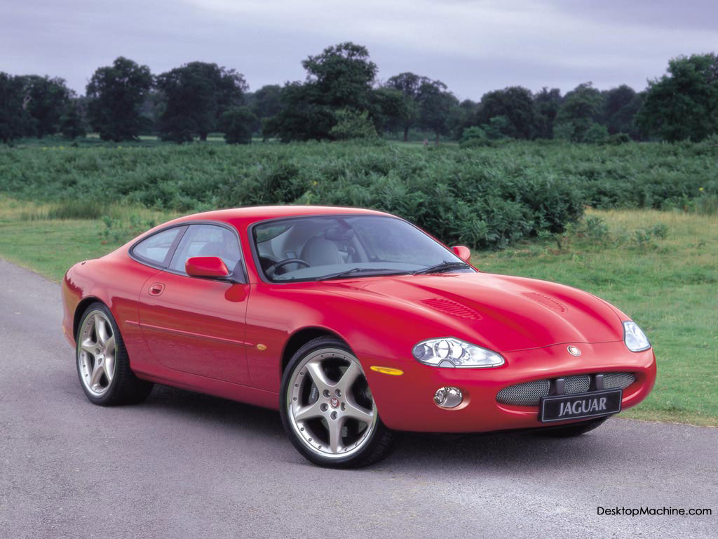 Jaguar xkr photo - 4