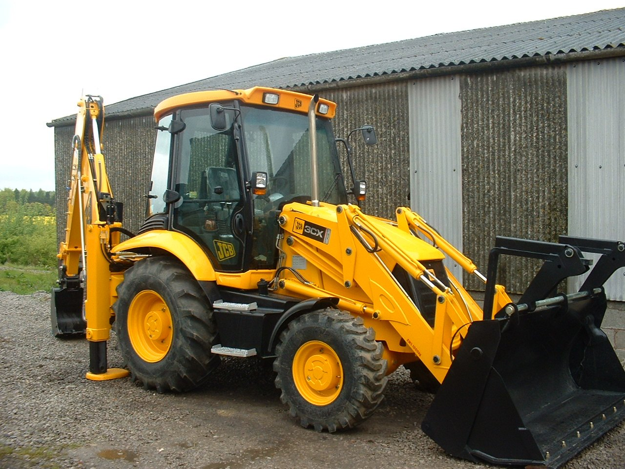 Jcb 3cs photo - 1