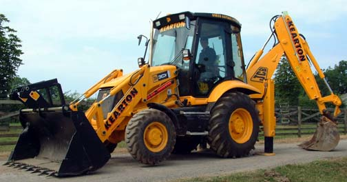Jcb 3cs photo - 3