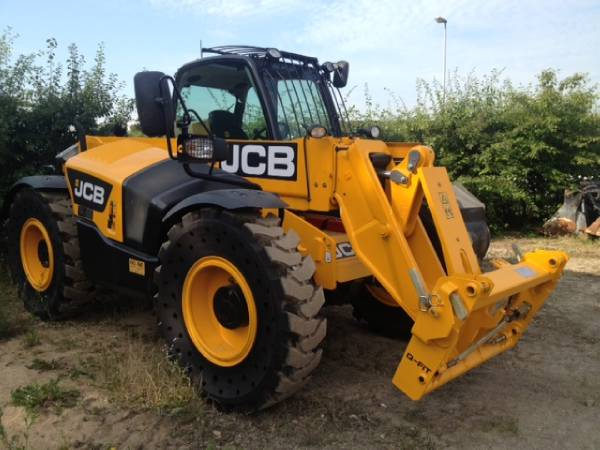 Jcb wastemaster photo - 4