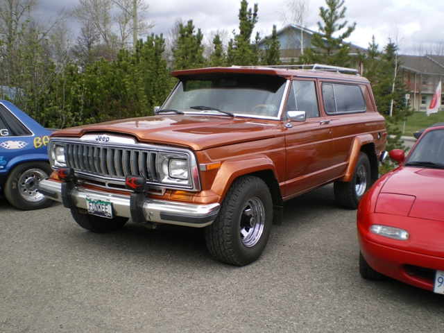 Jeep cherokee photo - 2