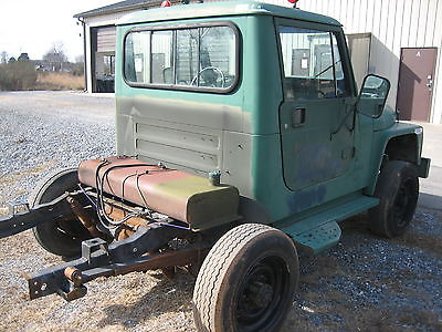 Jeep cj-10a photo - 2