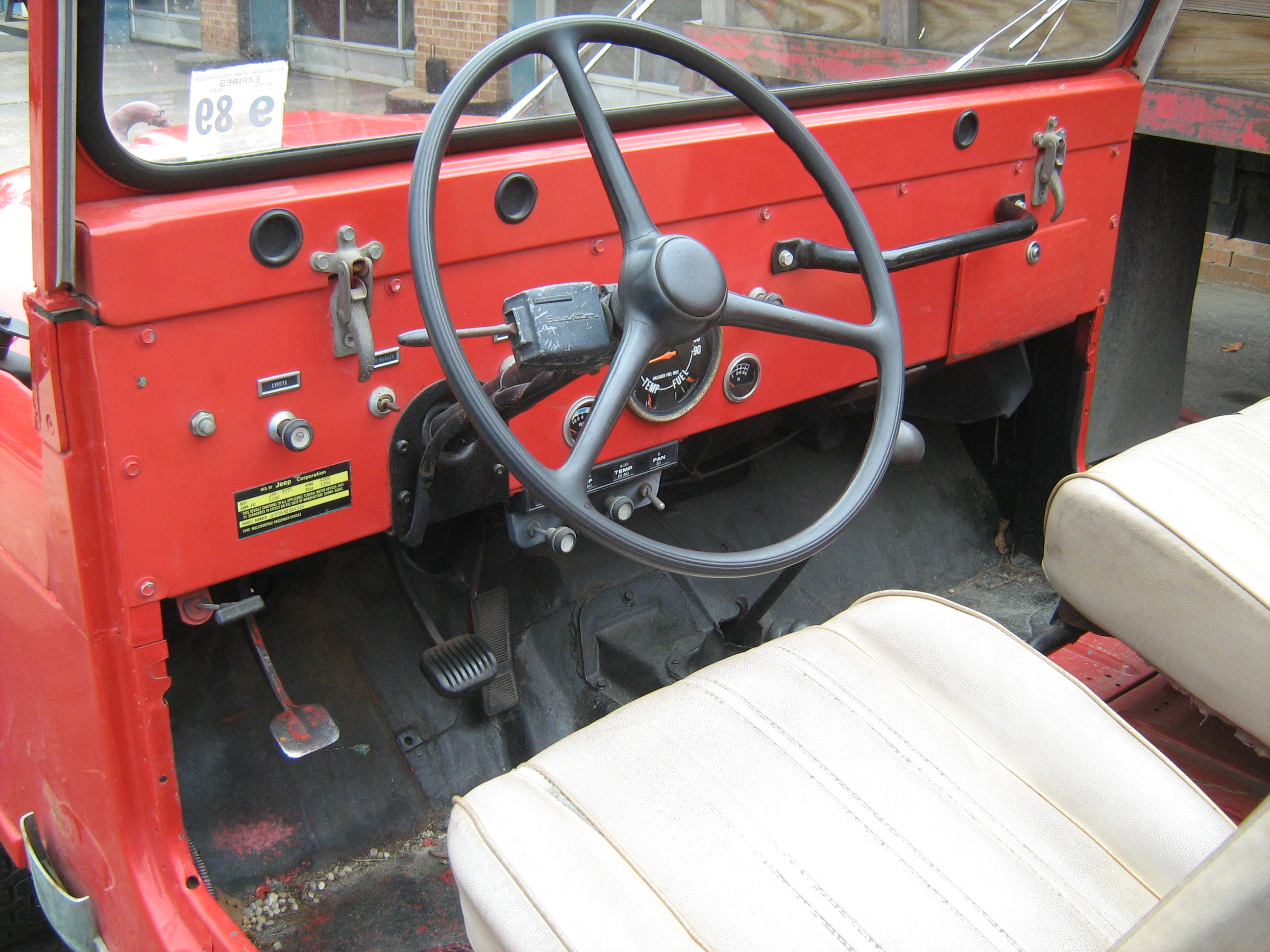 Jeep cj photo - 2
