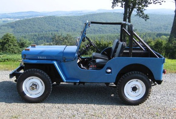 Jeep cj-2a photo - 1
