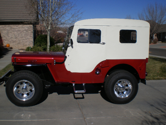 Jeep cj-2a photo - 4