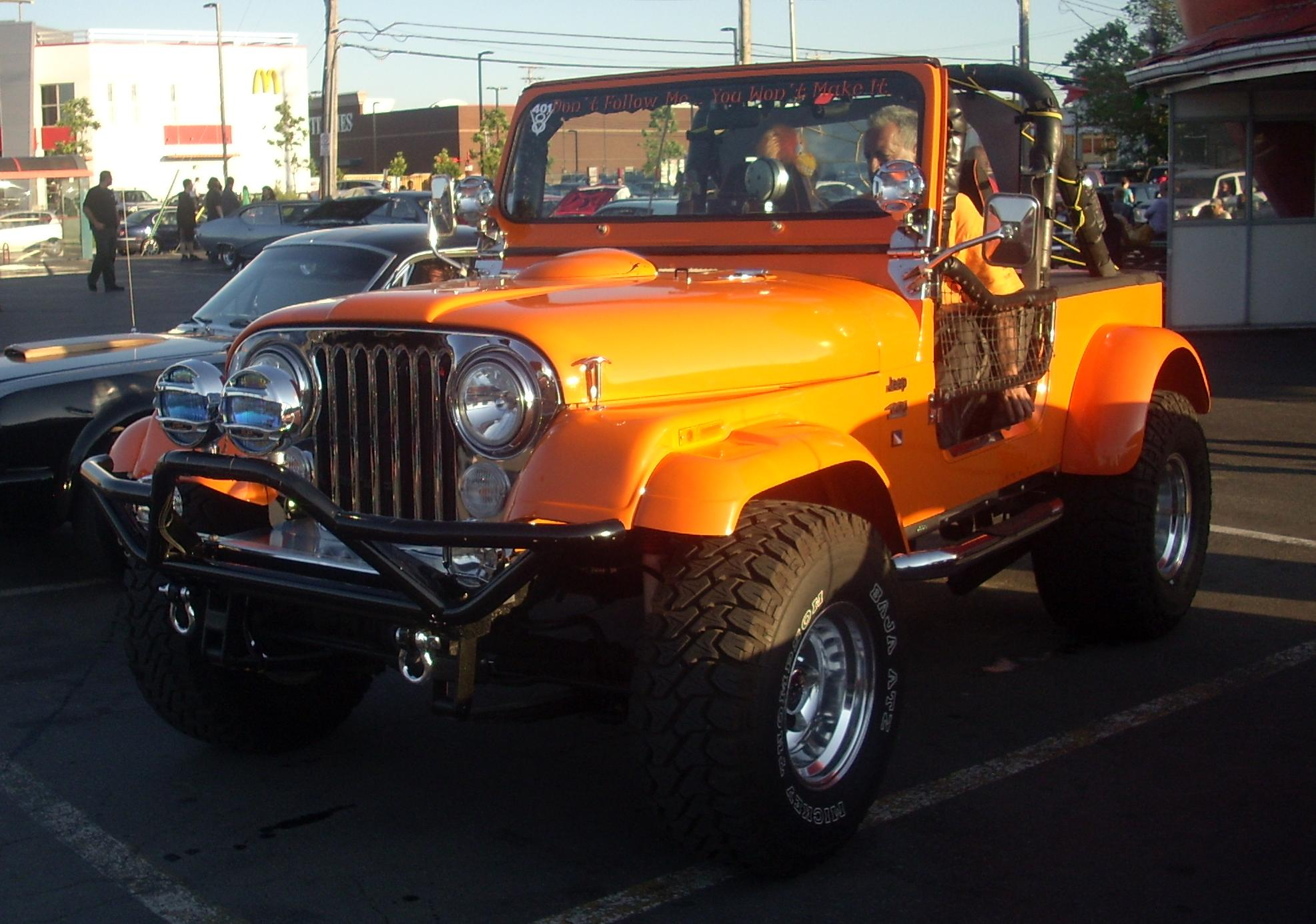 Jeep cj photo - 3