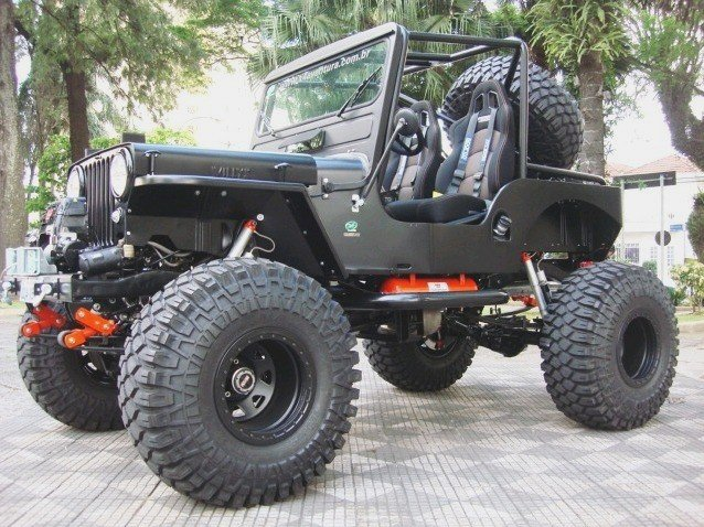 Jeep cj-3a photo - 1