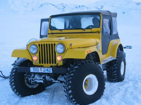 Jeep cj photo - 4