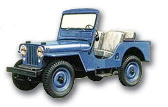 Jeep cj3a photo - 1