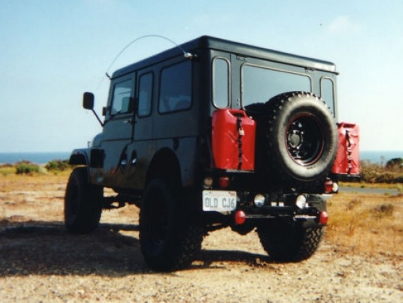 Jeep cj3a photo - 2