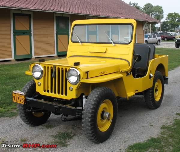 Jeep cj3a photo - 3