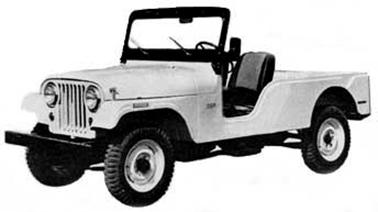 Jeep cj6 photo - 1