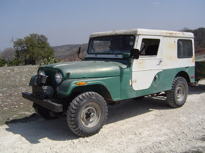 Jeep cj6 photo - 2