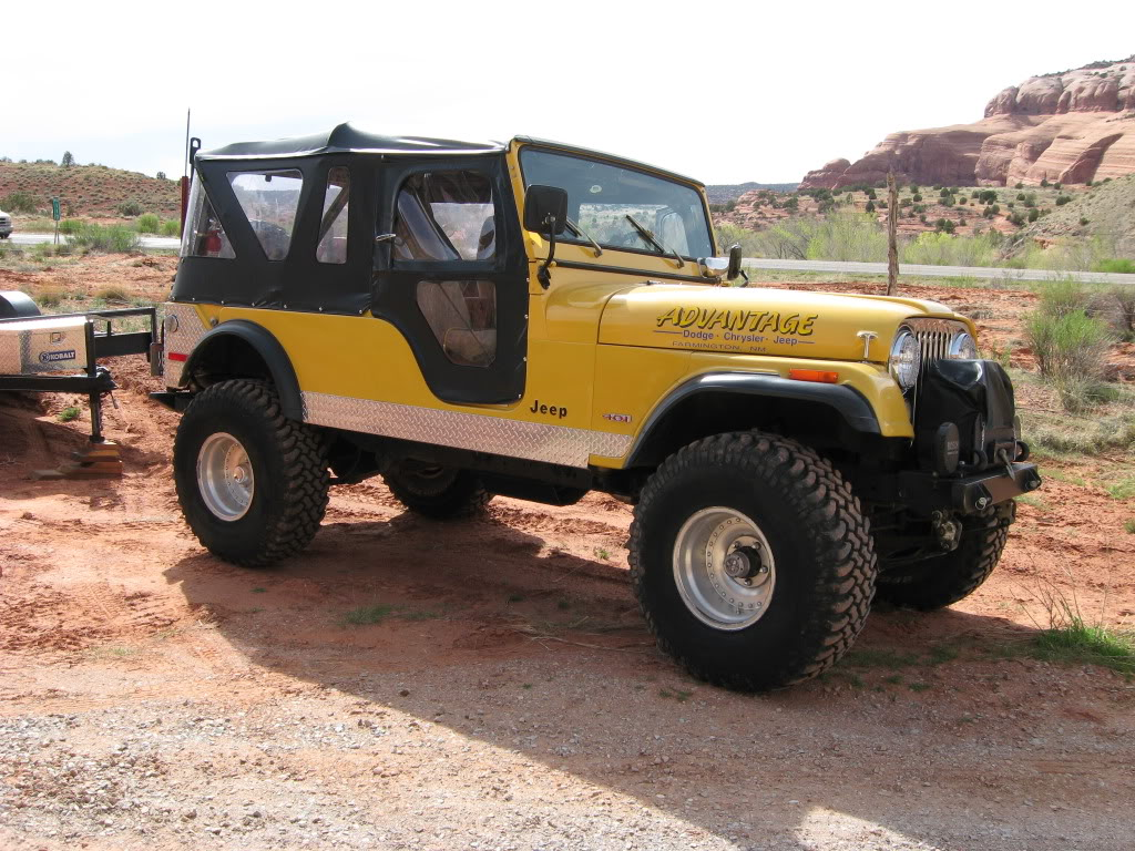 Jeep cj6 photo - 3