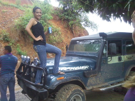 Jeep cj7 photo - 1