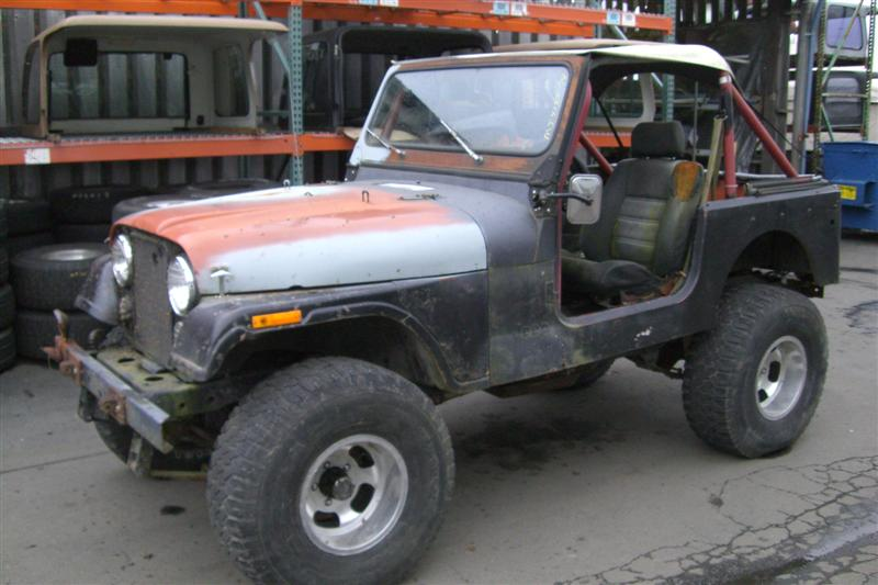 Jeep cj7 photo - 4