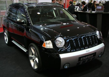 Jeep compass photo - 1