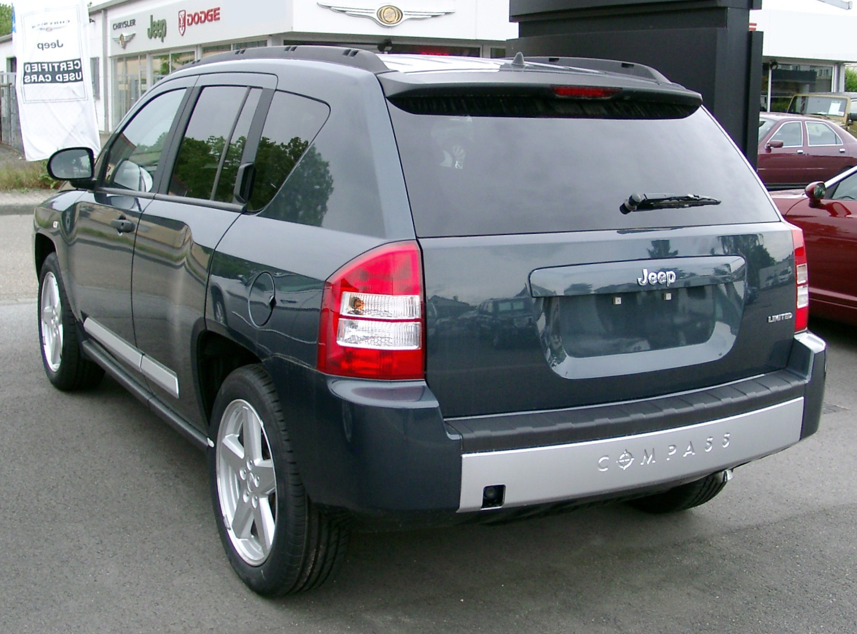 Jeep compass photo - 2