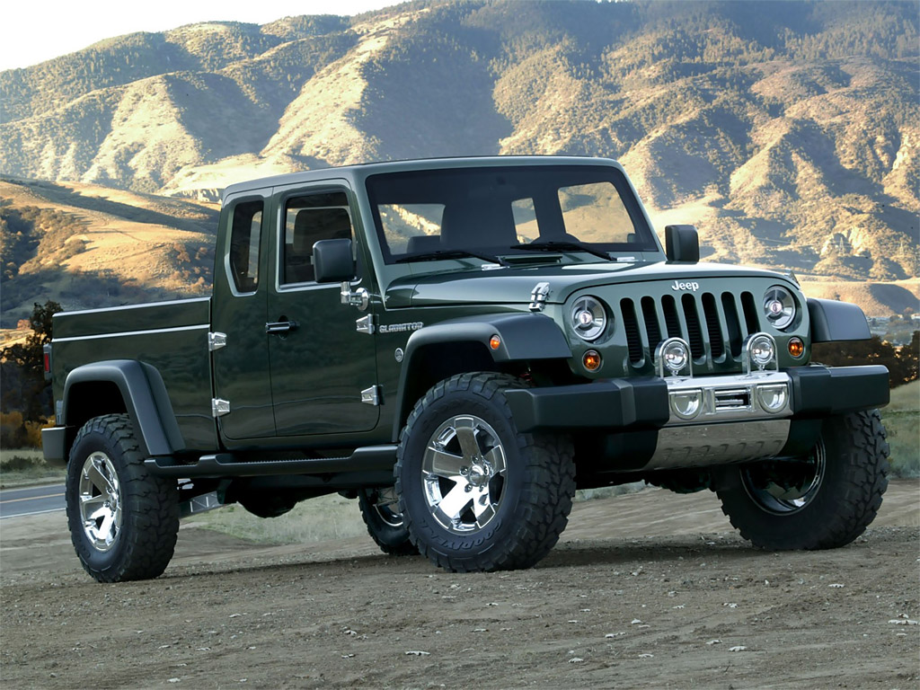 Jeep gladiator photo - 1