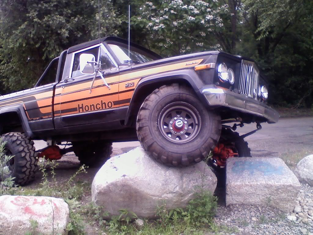 Jeep honcho photo - 3