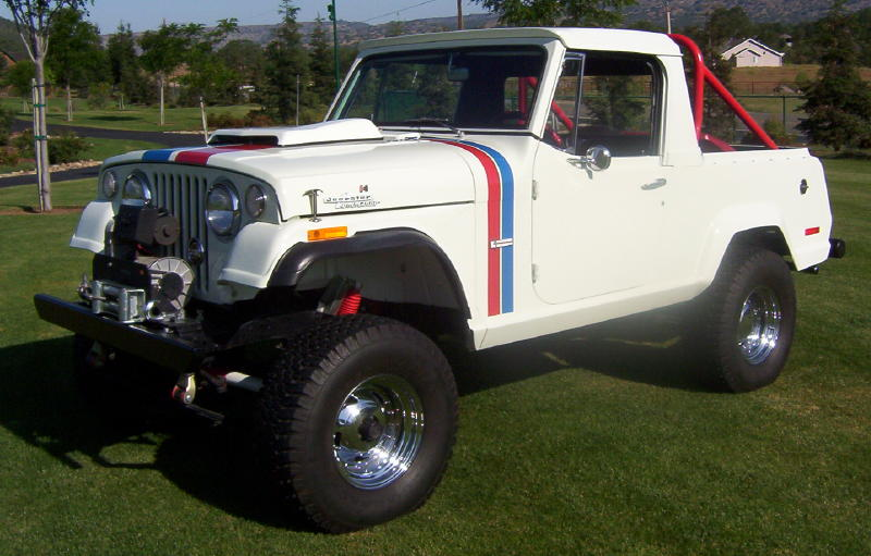 Jeep jeepster photo - 1