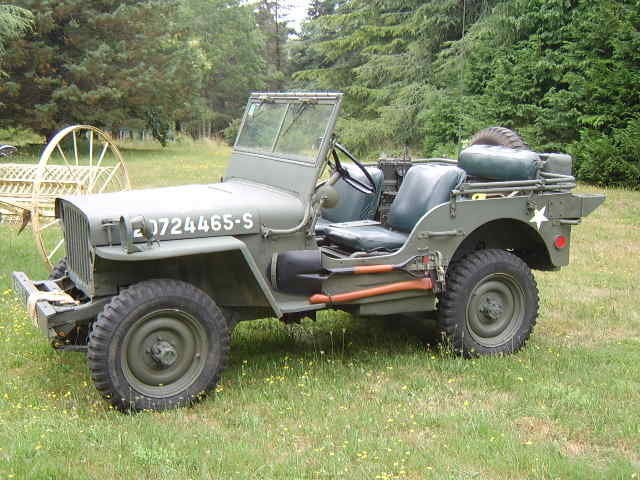 Jeep willys photo - 1
