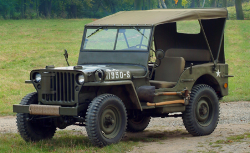 Jeep willys photo - 3