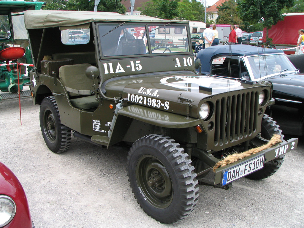 Jeep willys photo - 4