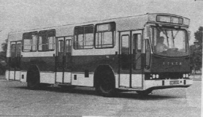 Jelcz berliet photo - 1