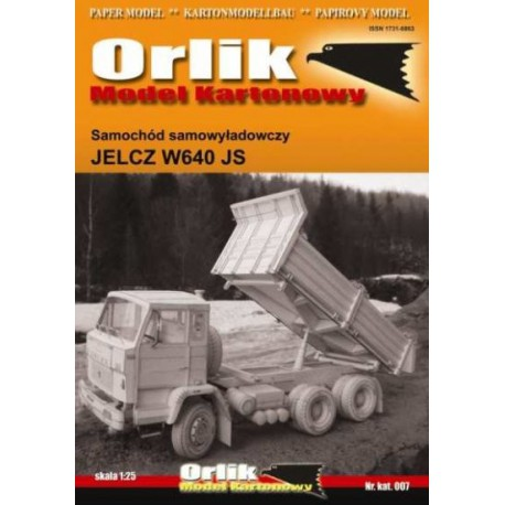 Jelcz w-640 photo - 1