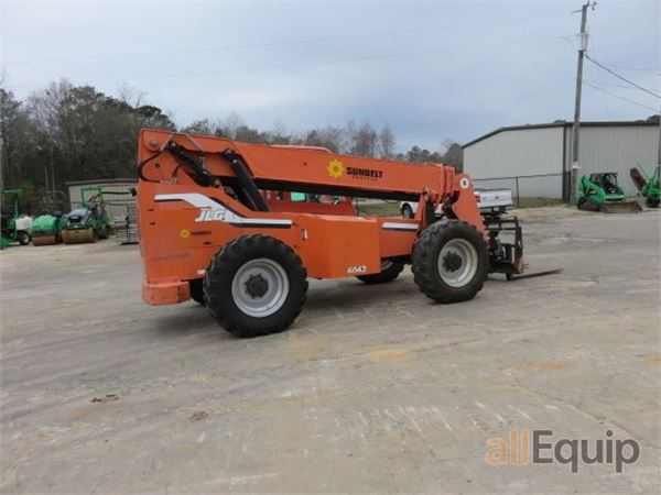 Jlg skytrak photo - 3