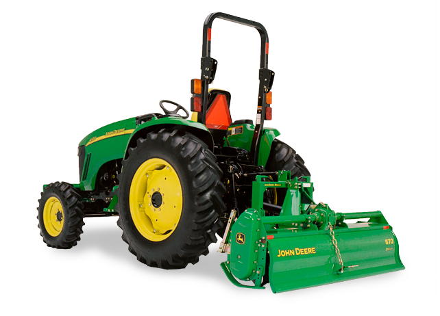 John deere 4000-series photo - 2