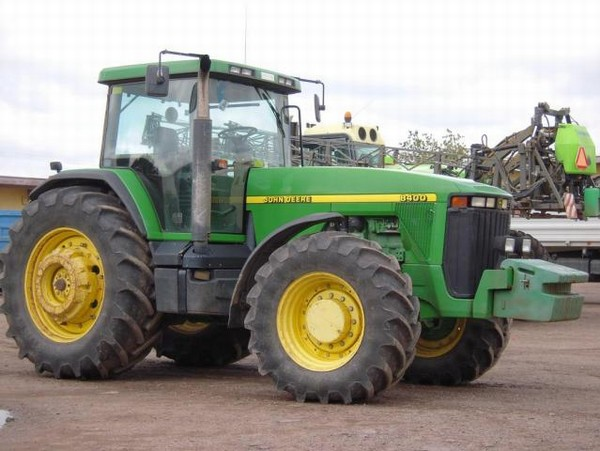 John deere 4000-series photo - 3