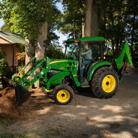 John deere 4000-series photo - 4