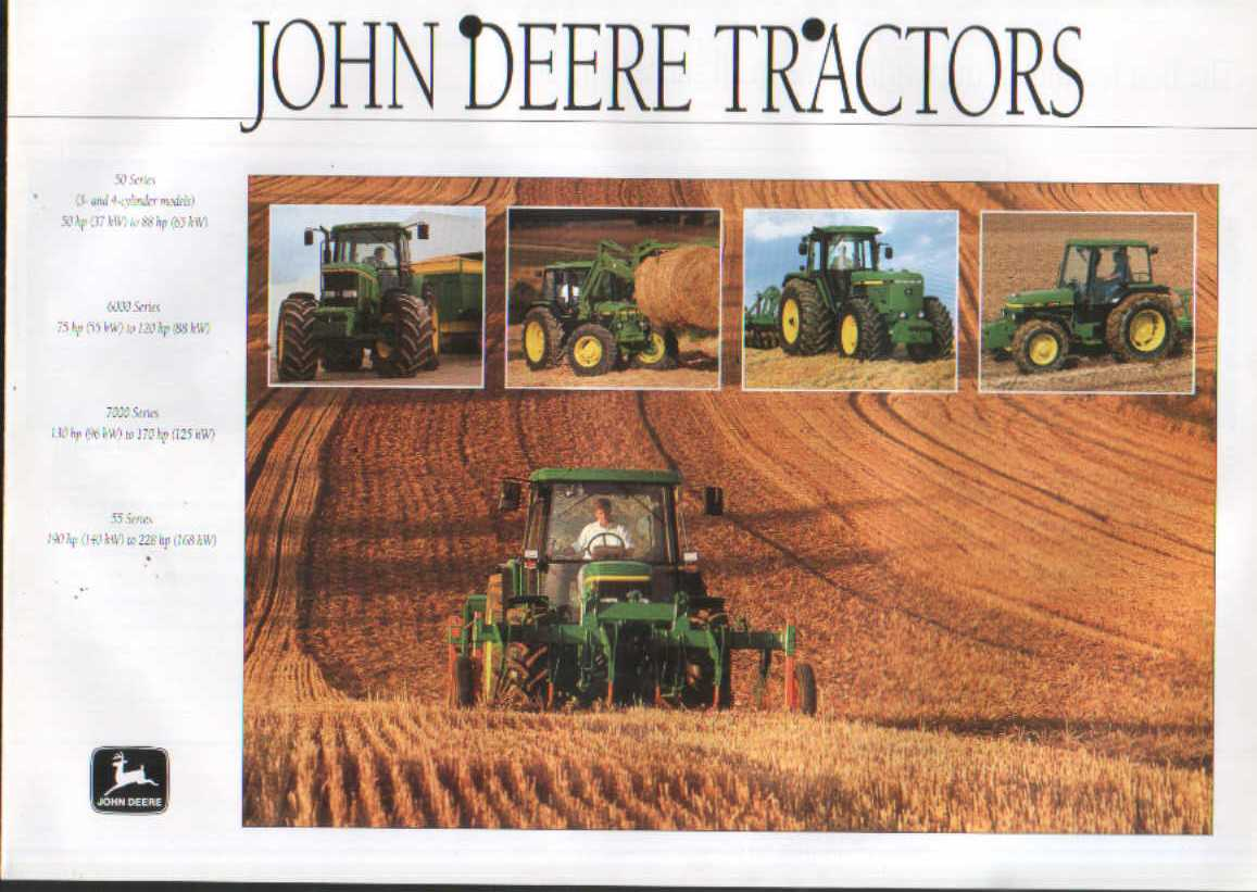 John deere 6000-series photo - 2