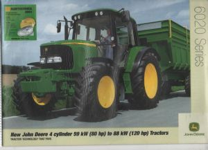 John deere 6020-series photo - 2