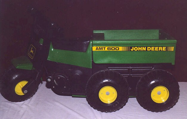 John deere amt photo - 1