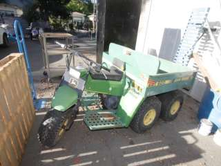 John deere amt photo - 2