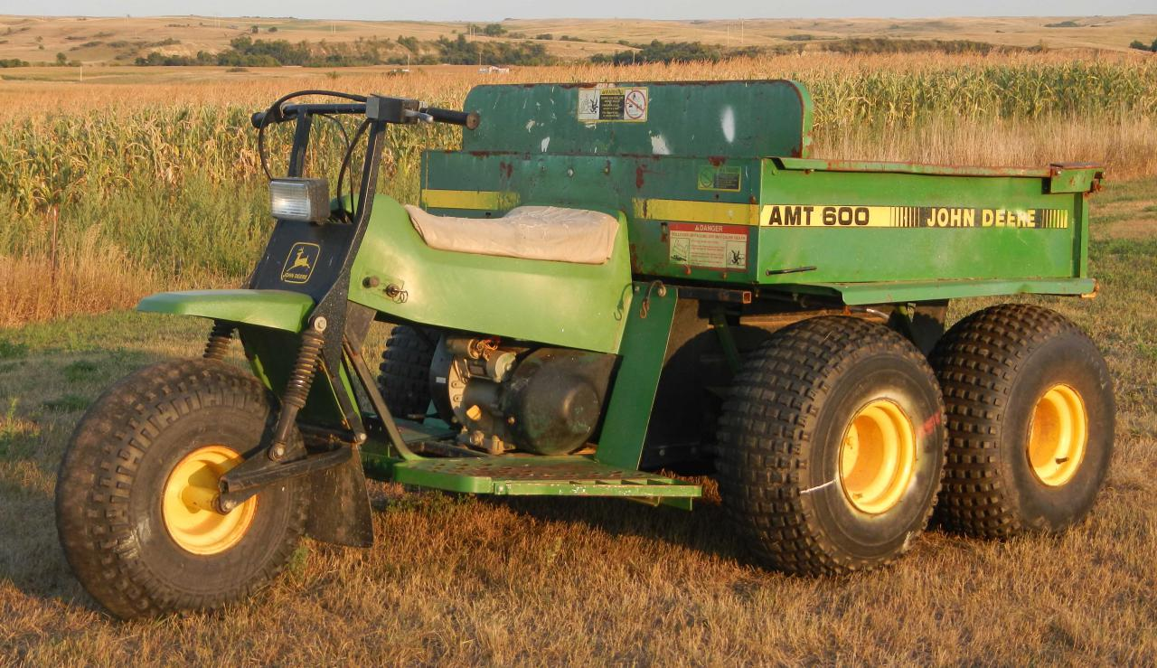 John deere amt photo - 3