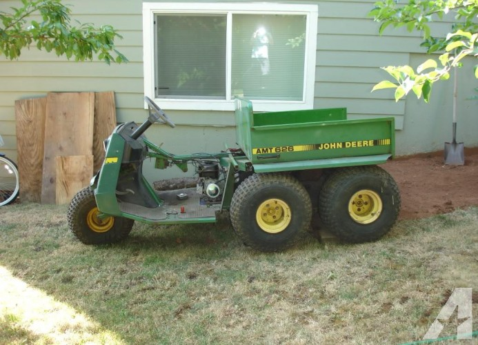John deere amt photo - 4