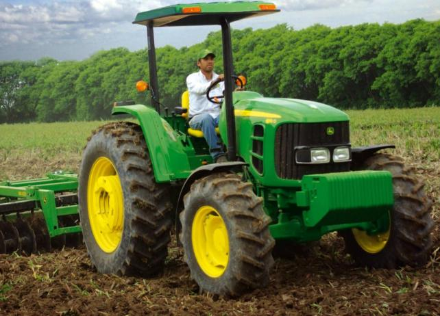 John deere d-series photo - 2