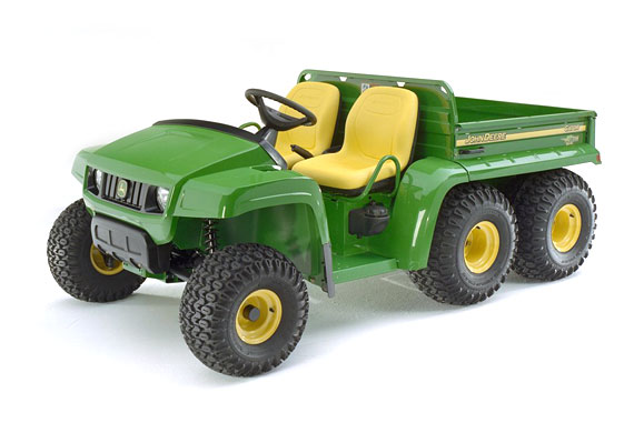 John deere gator photo - 1