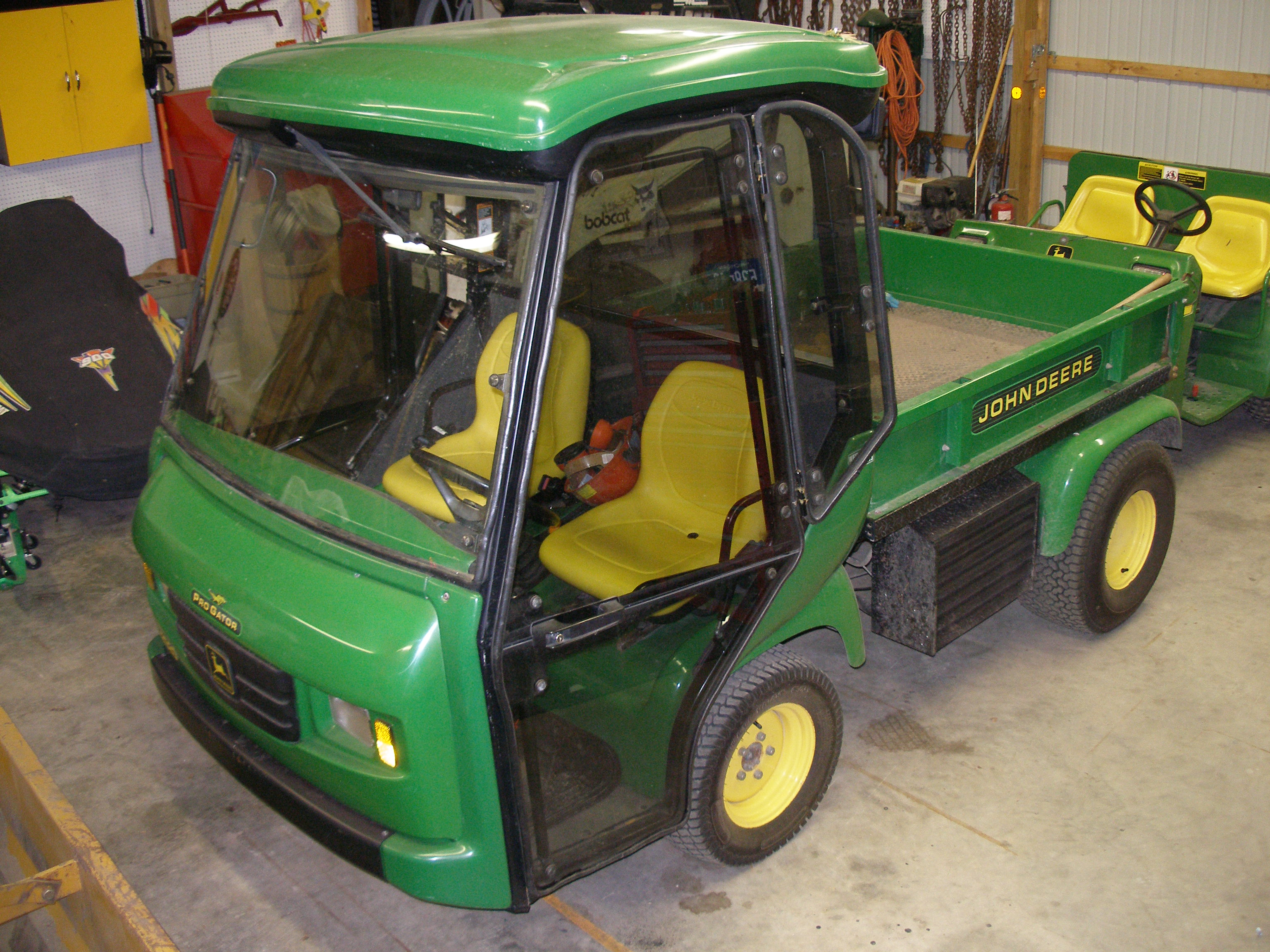 John deere gator photo - 2