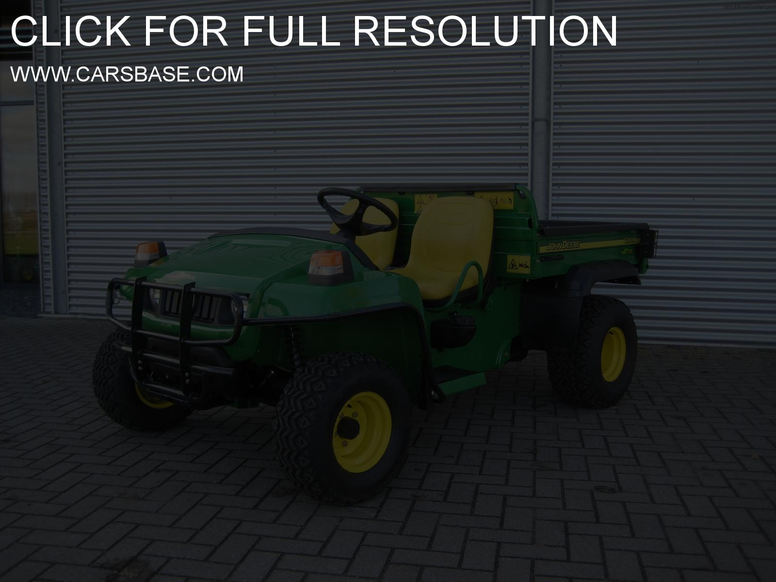 John deere gator photo - 3