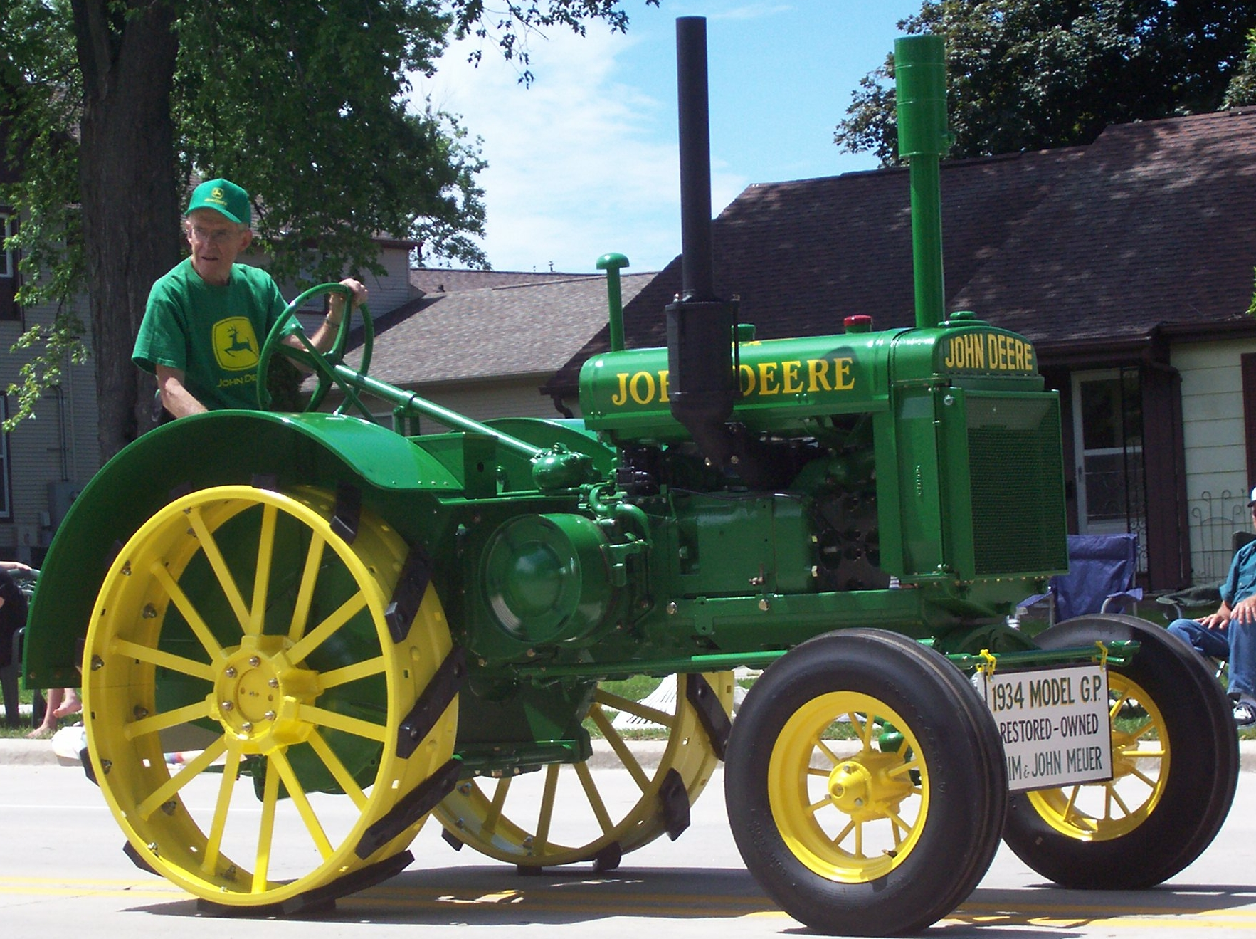 John deere gp photo - 1