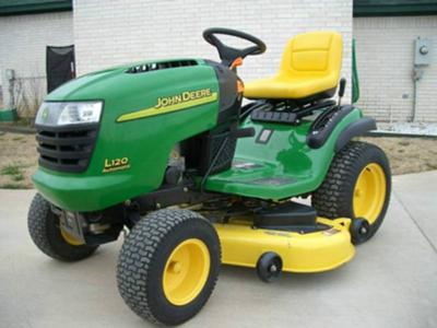 John deere lt photo - 1