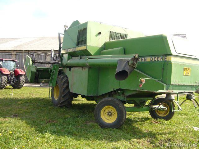 John deere lt photo - 3