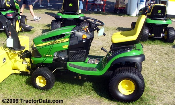 John deere lt photo - 4