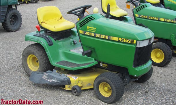John deere lx-series photo - 1